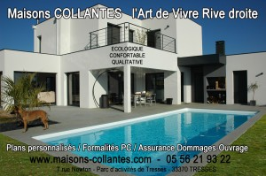 Maisons Collantes, constructeur villa