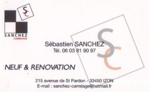 Sanchez Carrelage