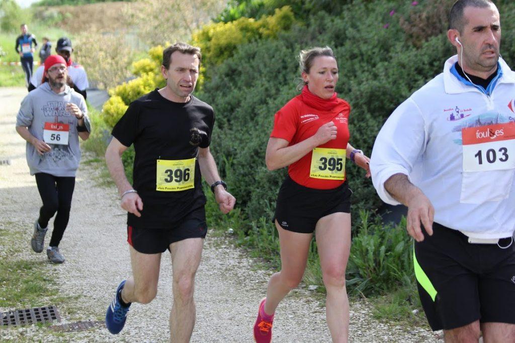 5 ET 10 KM Pompignac(195)